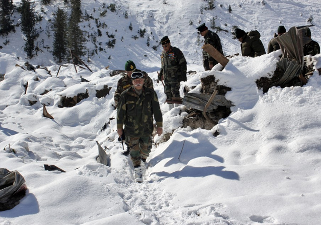 58 soldiers died in natural calamities in three years