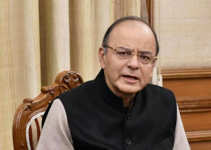 No proposal to withdraw Rs 2,000 notes: Arun Jaitley