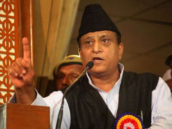 Azam Khan has been accused of having illegally acquired