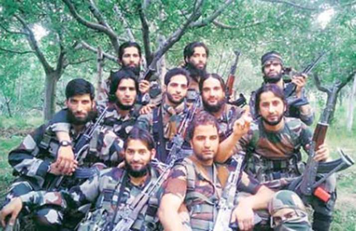 88 Kashmiri youth joined militancy in 2016, most of them