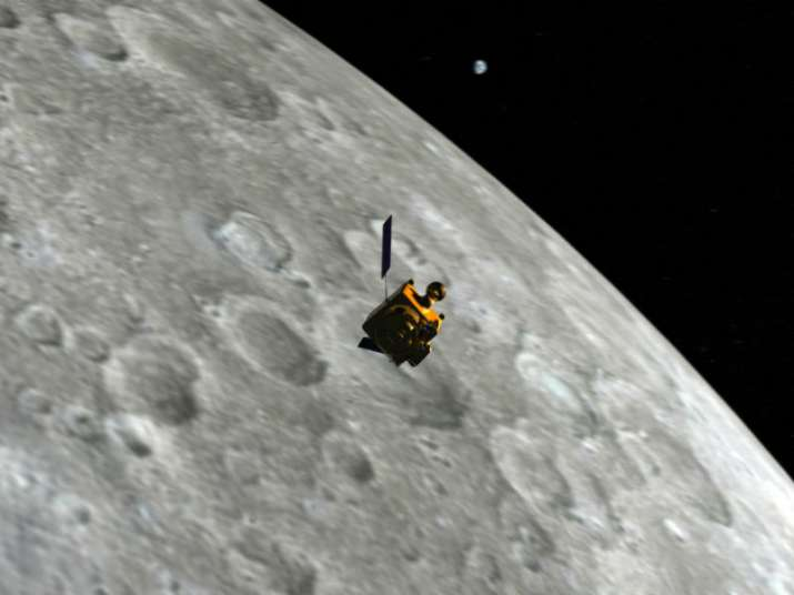 NASA, Space Agency, ISRO, Chandrayaan-1, Moon