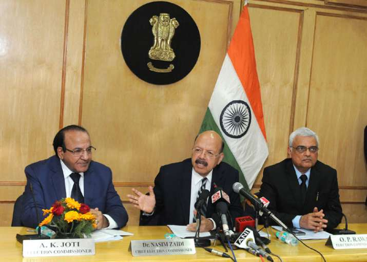 Election Commission today asserted that the EVMs are fully