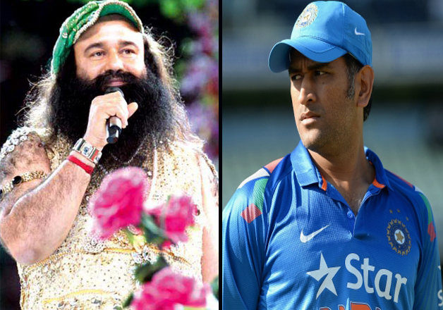 Dhoni, Ram Rahim, Neerja Bhanot among those disapproved by