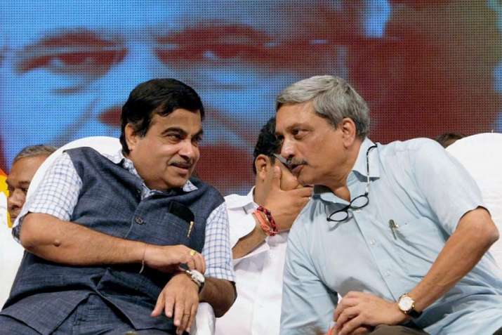 Manohar Parrikar to be new Goa Chief Minister, says Nitin