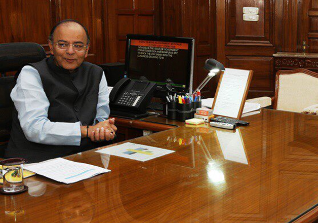 Arun Jaitley takes additional charge of Ministry of Defence