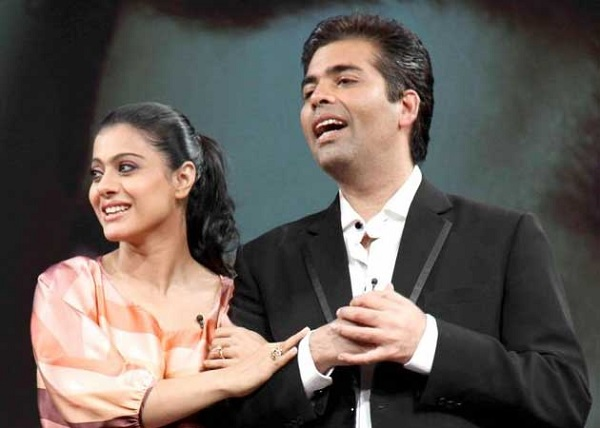 Karan and Kajol avoided each other at an event