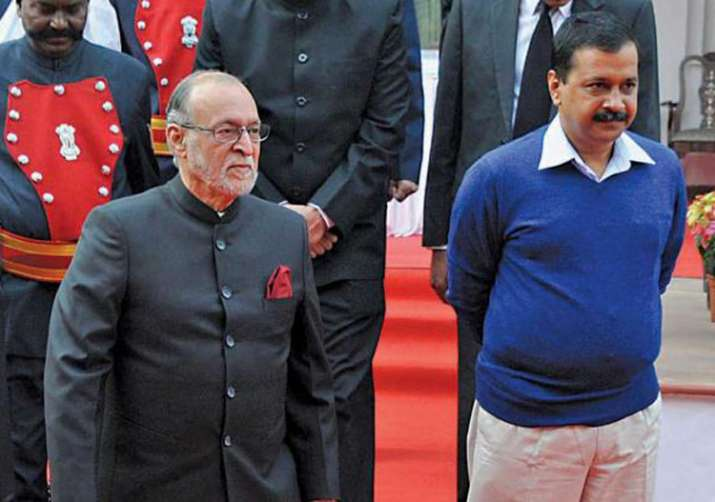 LG tells Chief Secy to recover Rs 97 cr from AAP for ads