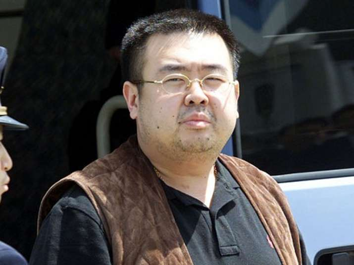 File pic of Kim Jong Nam