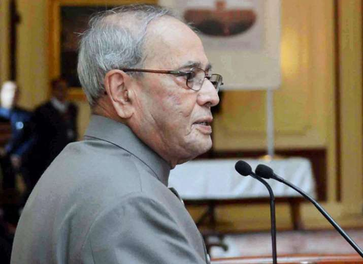 President Pranab Mukherjee calls for unity of culture on