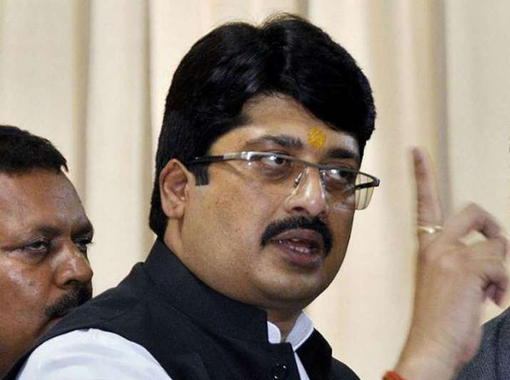 Case against Raja Bhaiya after death of witness in police