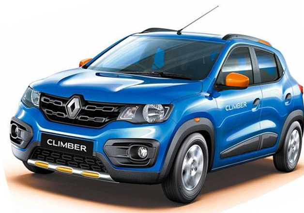 Renault India launches Kwid Climber at Rs 4.30 lakh