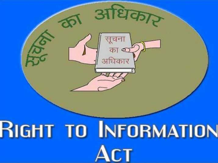 RTI applications can be filed orally: Government