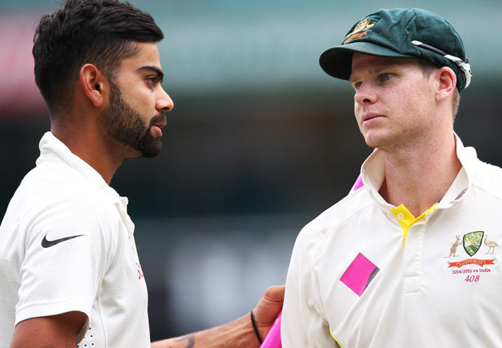 Kohli, Smith spar over disrespect to Team India physio