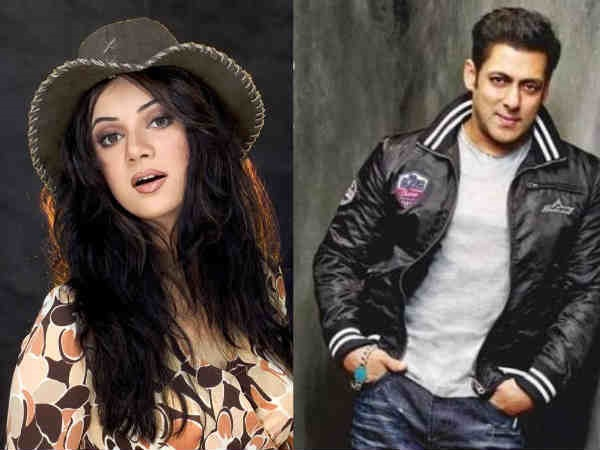 Rabi Pirzada on Salman Khan
