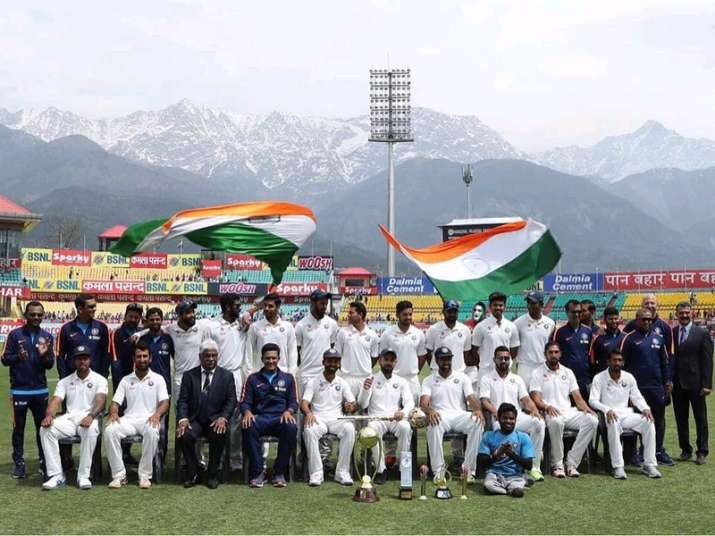 India retain no. 1 ICC Test rankings