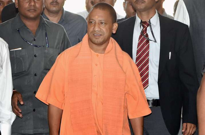 Yogi Adityanath swore in as UP CM on Sunday