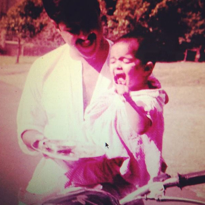 India Tv - 10 pictures that prove Priyanka Chopra will forever be her Daddy's Li'l Girl