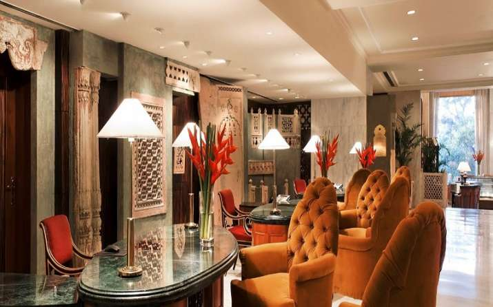 India Tv - Have a virtual tour of Delhi's iconic Taj Mahal Hotel with these luxury-defining