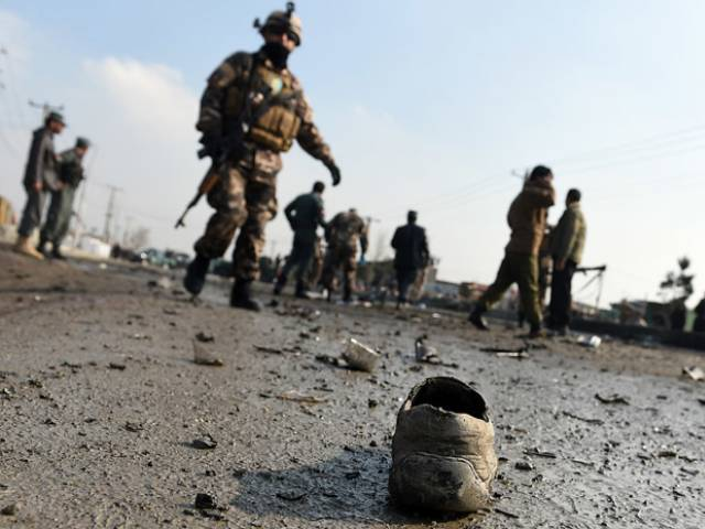 Kabul, Afghanistan, Taliban Attack