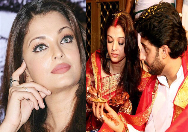 Aishwarya and Abhishek's epic love story