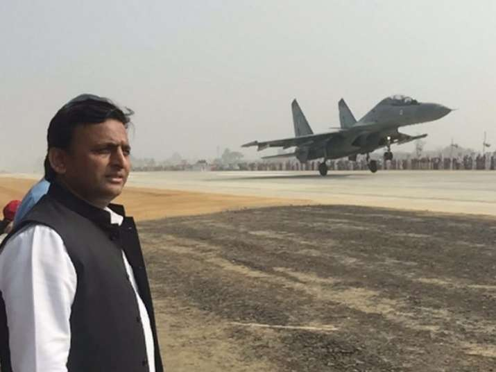 Now, Akhilesh's dream project Agra-Lucknow Expressway