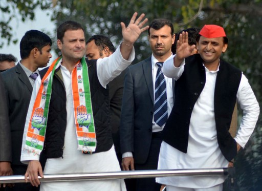 Alliance with SP made us appear like a Muslim party: