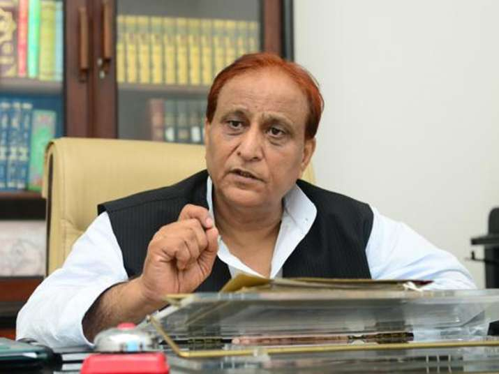 File pic of SP leader Azam Khan