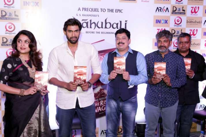 'The Rise of Sivagami