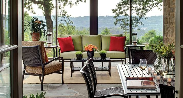 India Tv - 5 home décor tips to make your home summer-ready