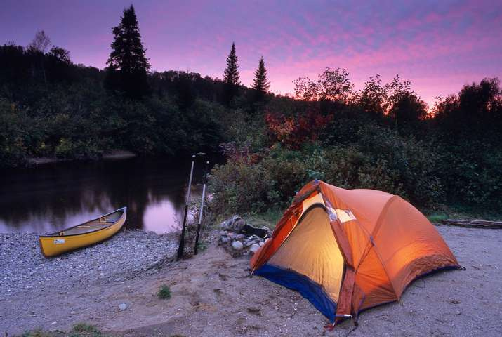 Why you should choose camps over hotels