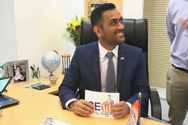 When MS Dhoni took office as Gulf Oil CEO for a day