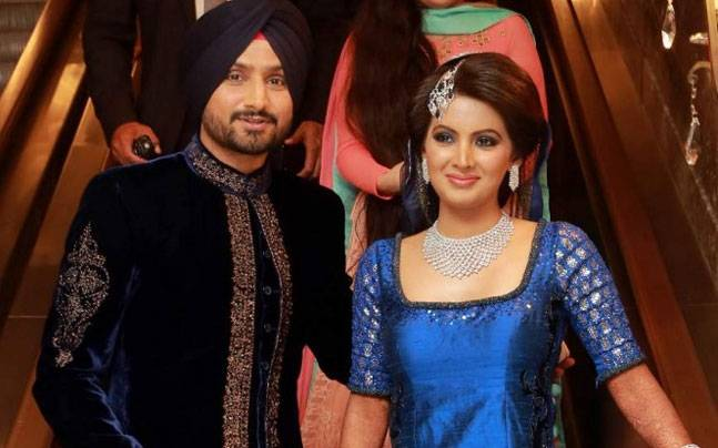 Harbhajan Singh and Geeta Basra on Nach Baliye 8