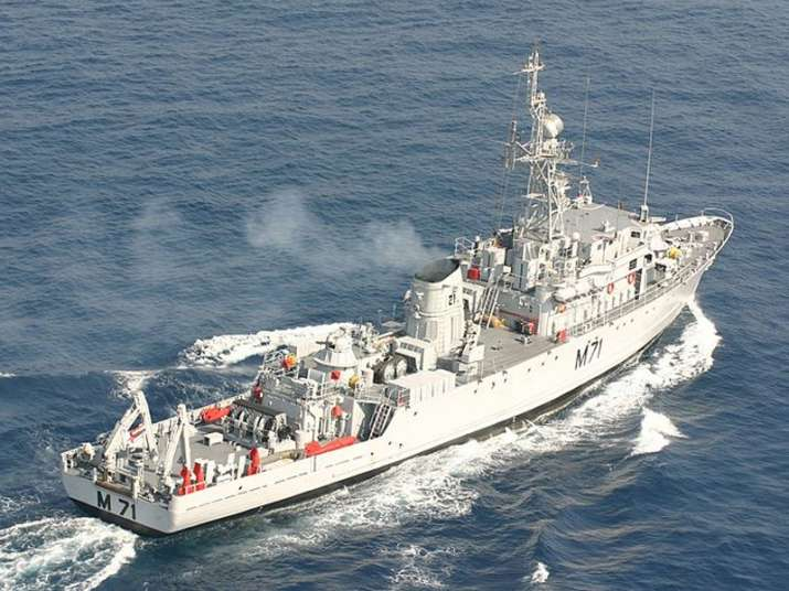 Representational pic - Navy set to sign Rs 35,000 cr