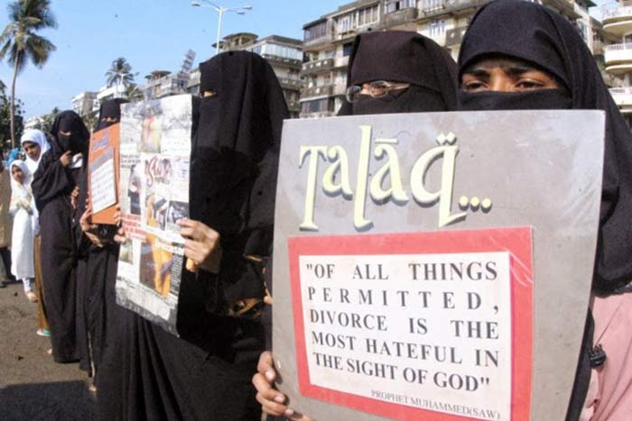 India Tv - triple talaq