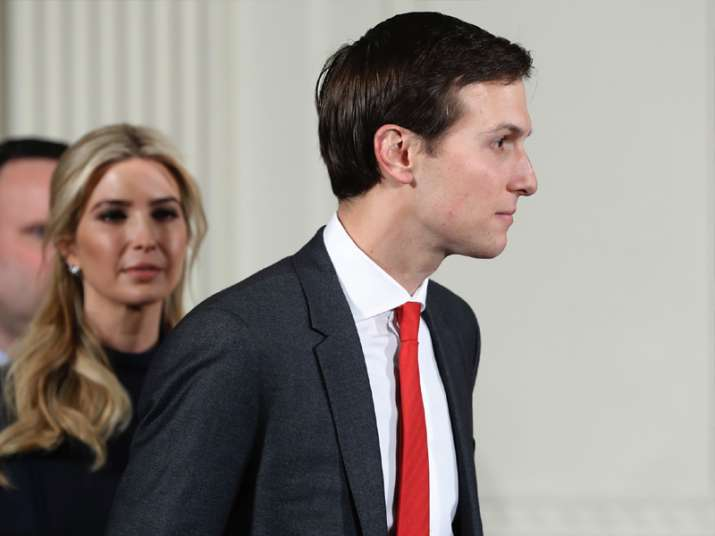 Trump's son-in-law Jared Kushner visits Iraq