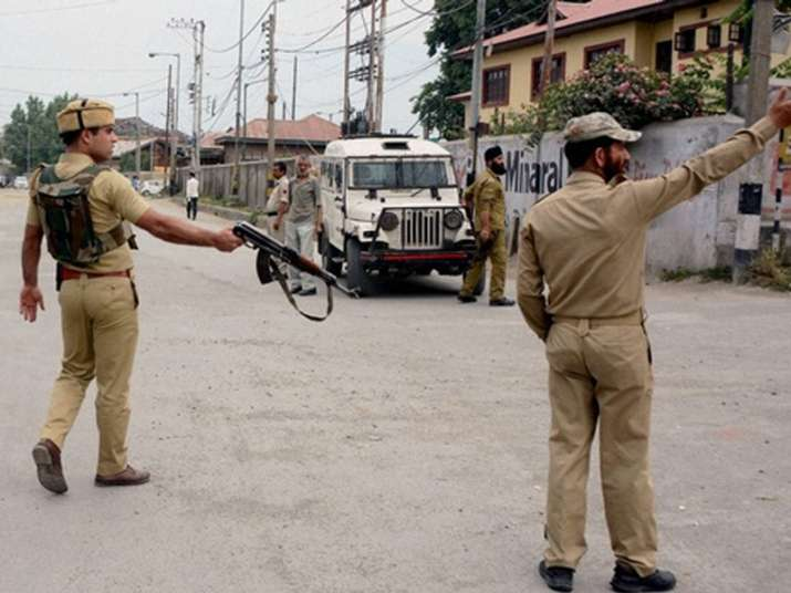 'Avoid visiting your homes': State's advisory to J&K