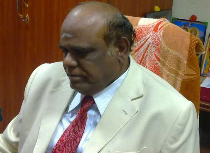 Justice Karnan 'directs' CJI, 6 other SC judges to appear
