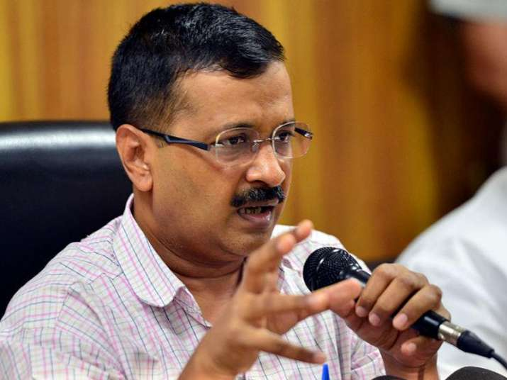 MCD polls: Kejriwal congratulates victorious BJP
