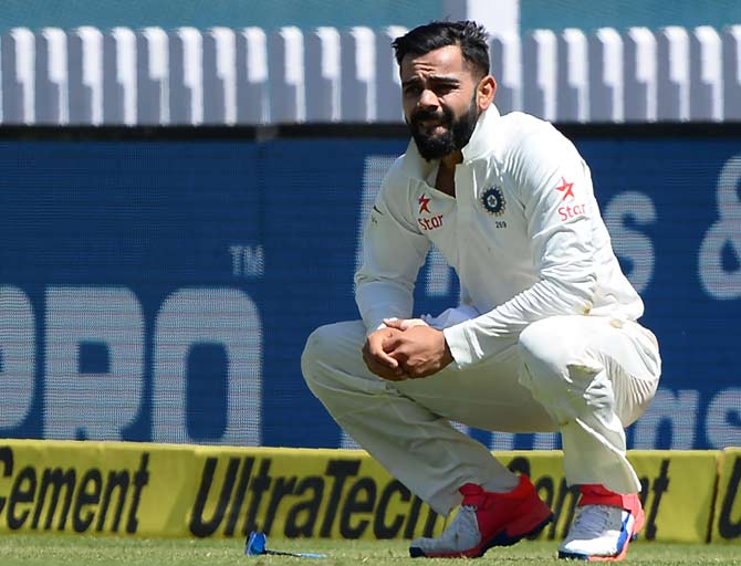 Will only be back on field when I am 120 pc fit: Virat Kohli