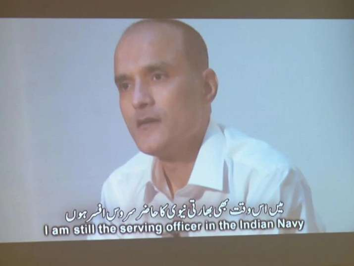 Sharif-Bajwa meeting comes two days after Kulbhushan