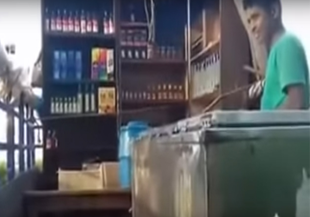 Watch: Liquor shop in Punjab goes 'mobile' to