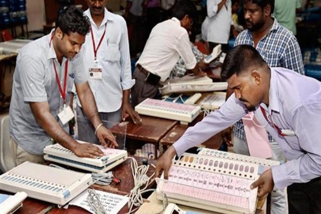 The by-elections were held in Mallapuram on April 12