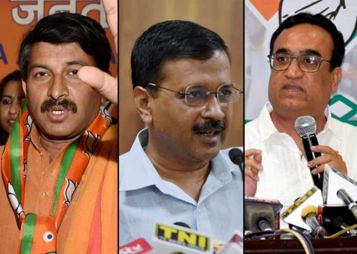 What's at stake for AAP, BJP and Congress in MCD polls