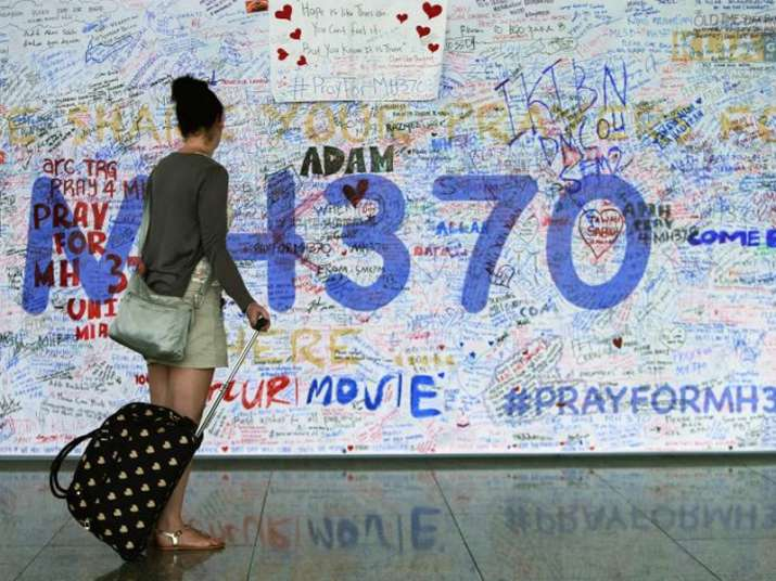 Analysis says missing MH370 likely crashed north of Indian