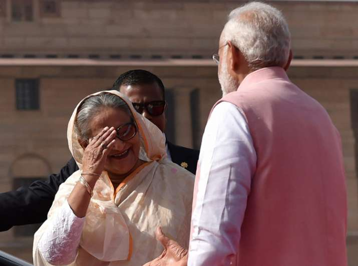 When PM Modi, Sheikh Hasina were asked to 'step down'