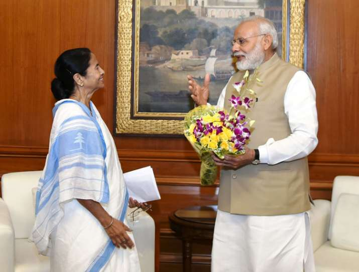 Mamata Banerjee PM Modi to seek release of fund due to West