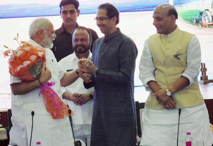 Congress asks Shiv Sena to explain u-turn on attending NDA