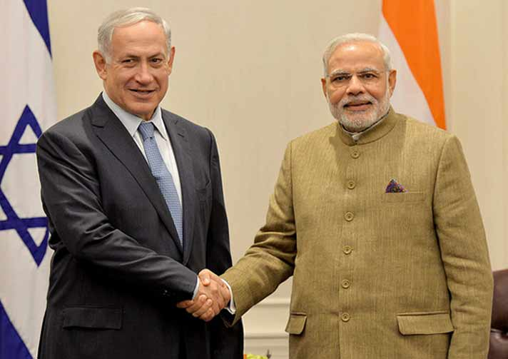 Ties with India more visible under Narendra Modi