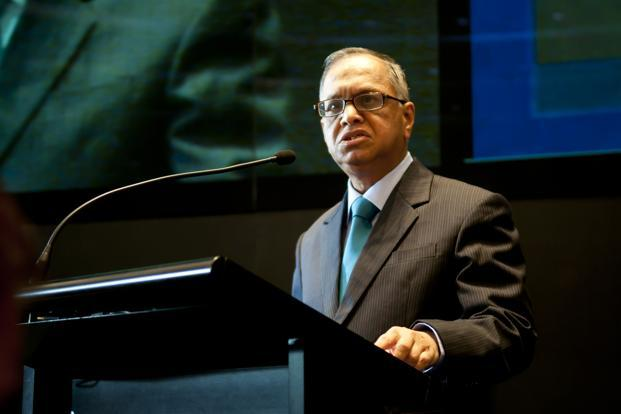 Narayana Murthy slams Infosys over COO's pay hike, says