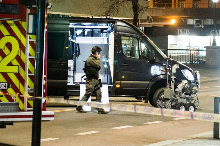 Norway police neutralise explosive device found in Osl